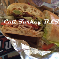 Cali Turkey BLT